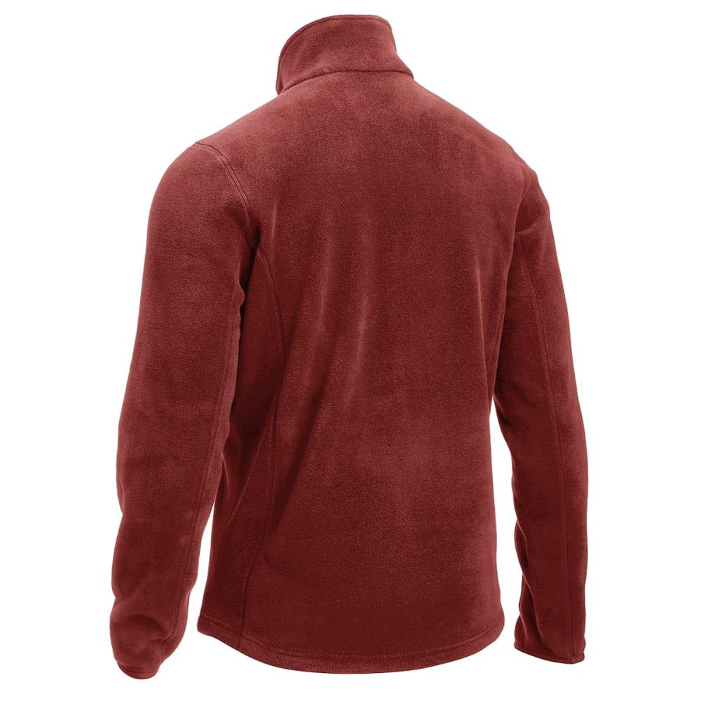 EMS Men's Classic 200 Fleece Jacket - FIRED BRICK