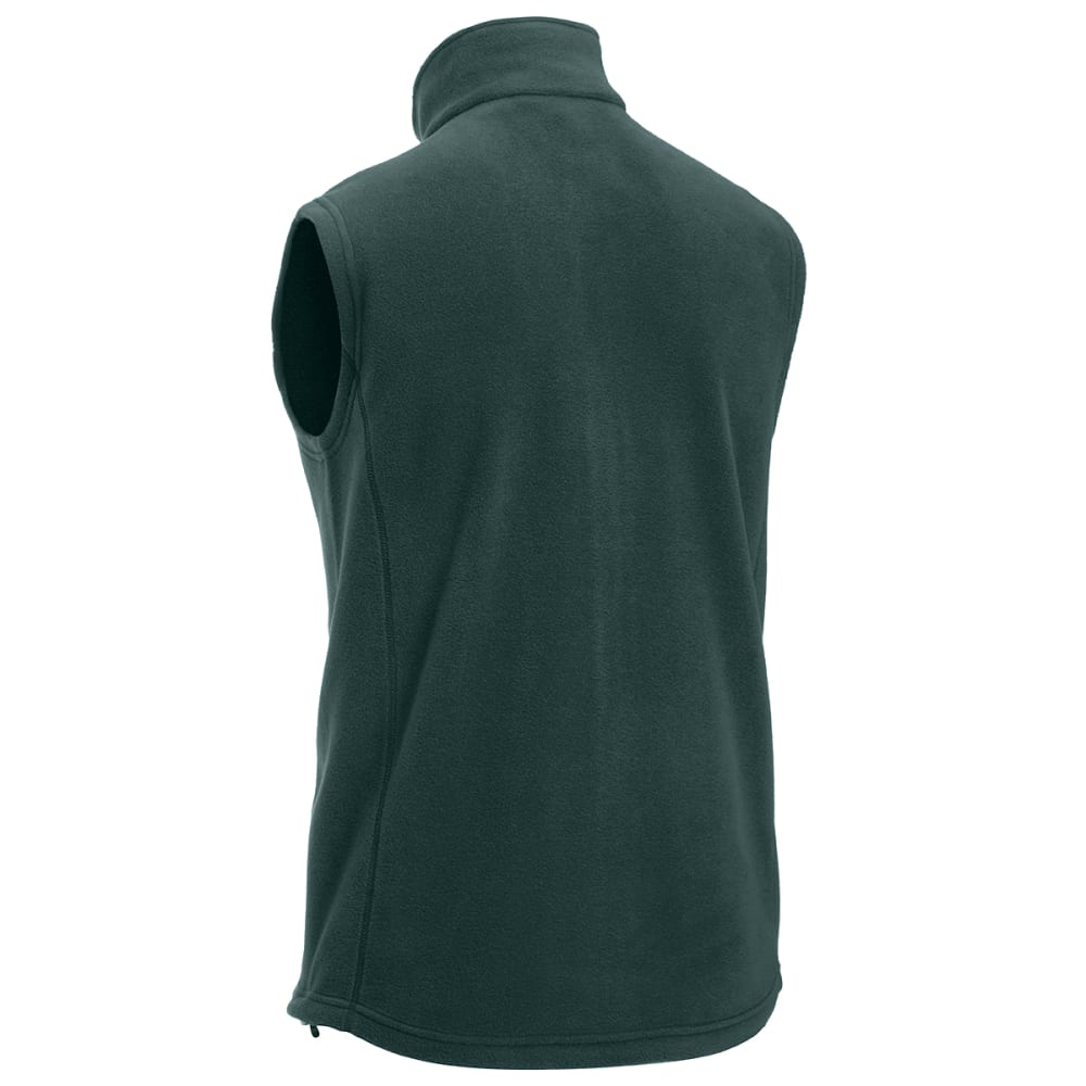 EMS Men's Classic 200 Fleece Vest - DARKEST SPRUCE