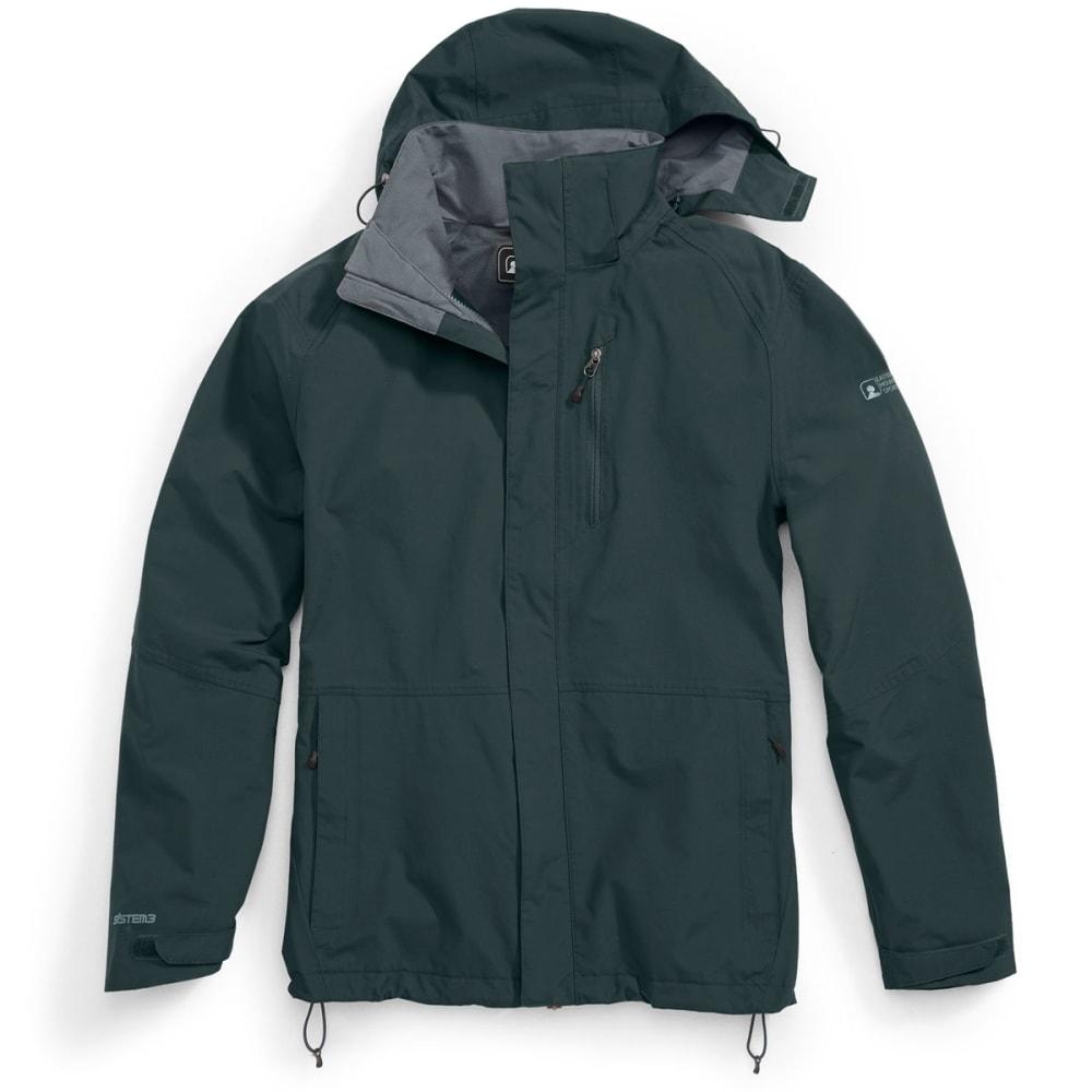 EMS® Men's Freescape 4-In-1 Jacket - DARKEST SPRUCE