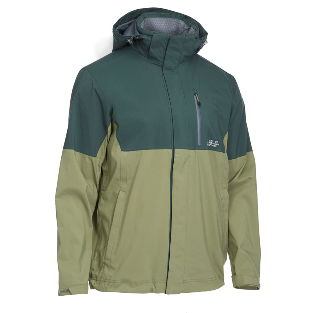 EMS® Men's Garrison Hard Shell Jacket - DARKEST SPRUCE