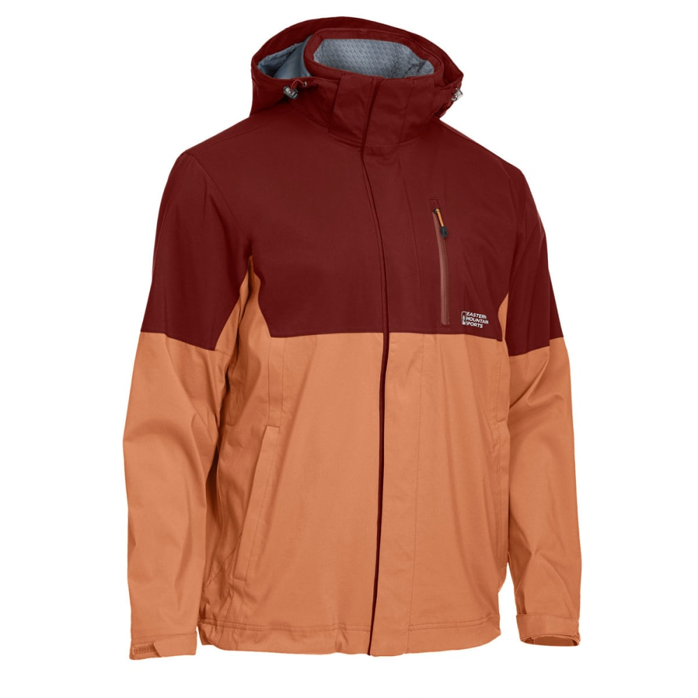 EMS® Men's Garrison Hard Shell Jacket - FIRED BRICK