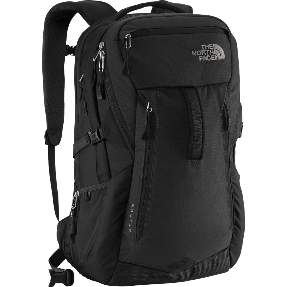 THE NORTH FACE Router Daypack - TNF BLACK