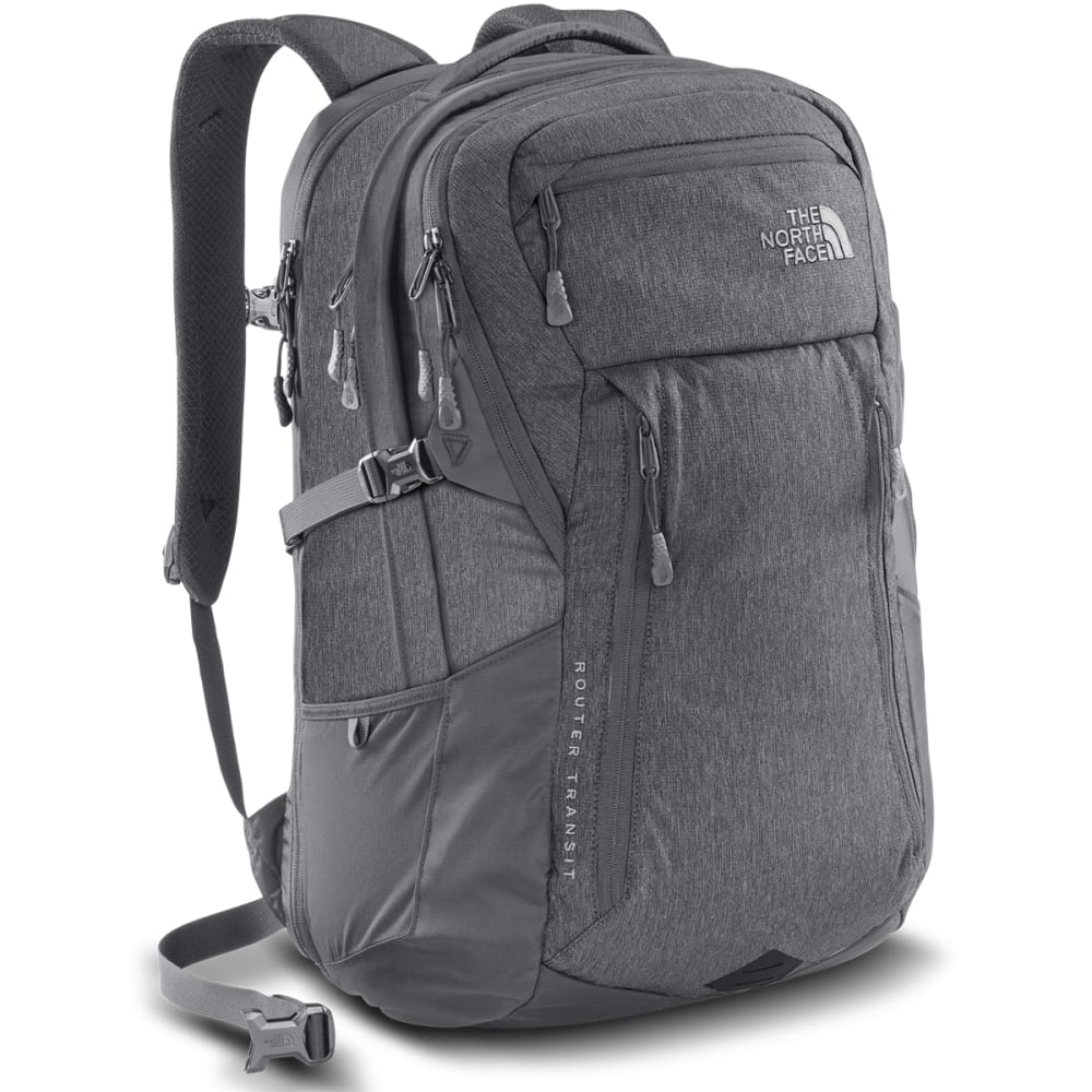 THE NORTH FACE Router Daypack - TNF MEDIUM GREY HTHR