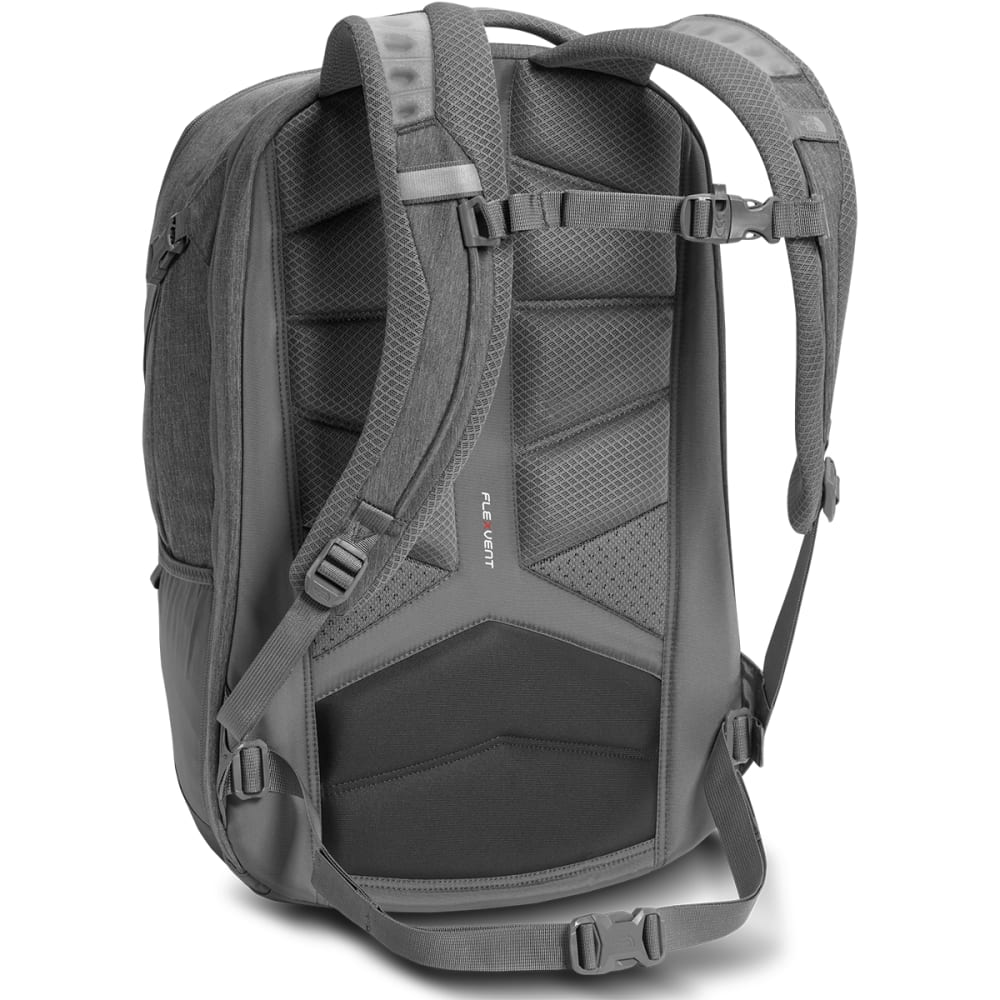 THE NORTH FACE Surge Backpack  - TNF MEDIUM GREY HTHR