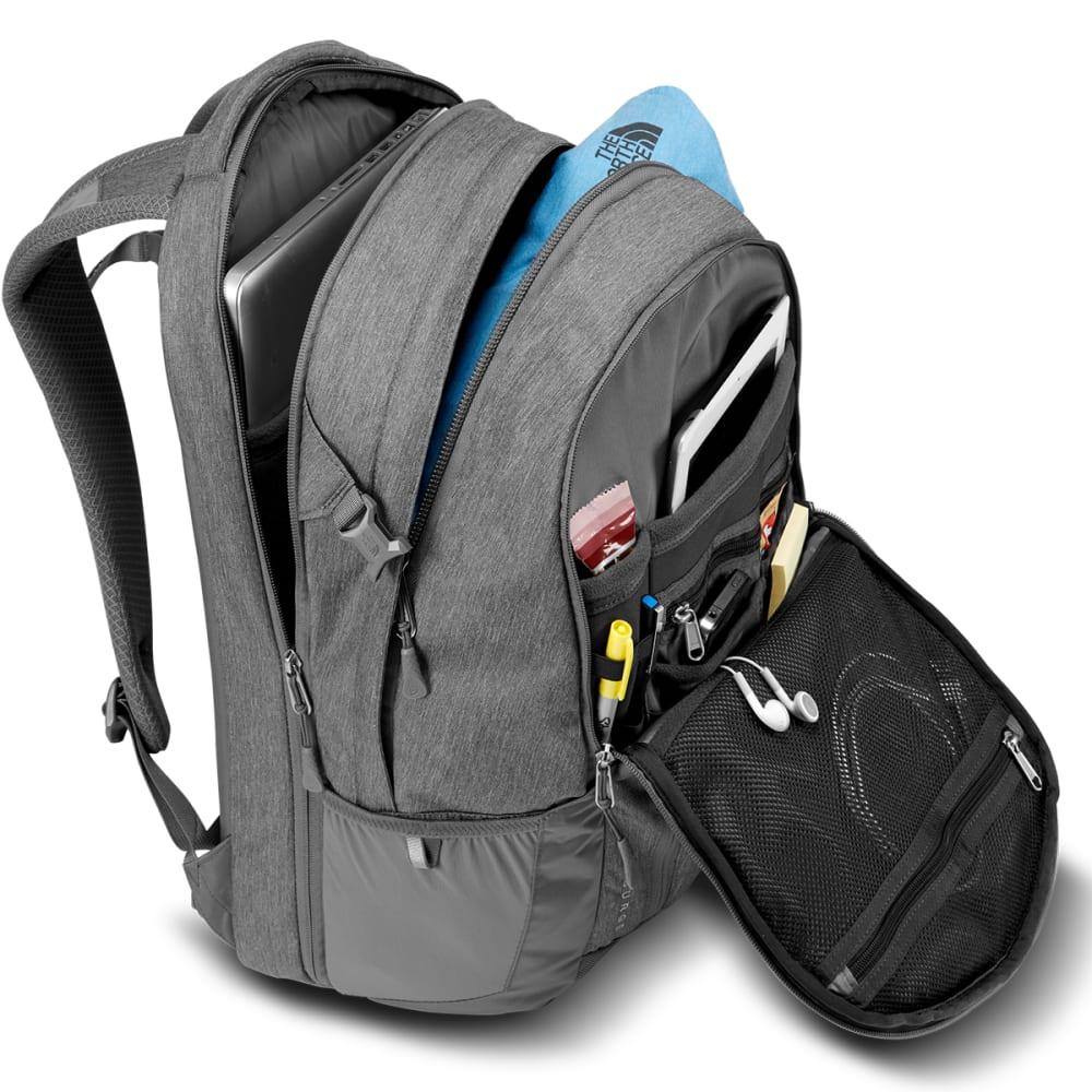 THE NORTH FACE Surge Backpack - TNF MEDIUM GREY HTHR