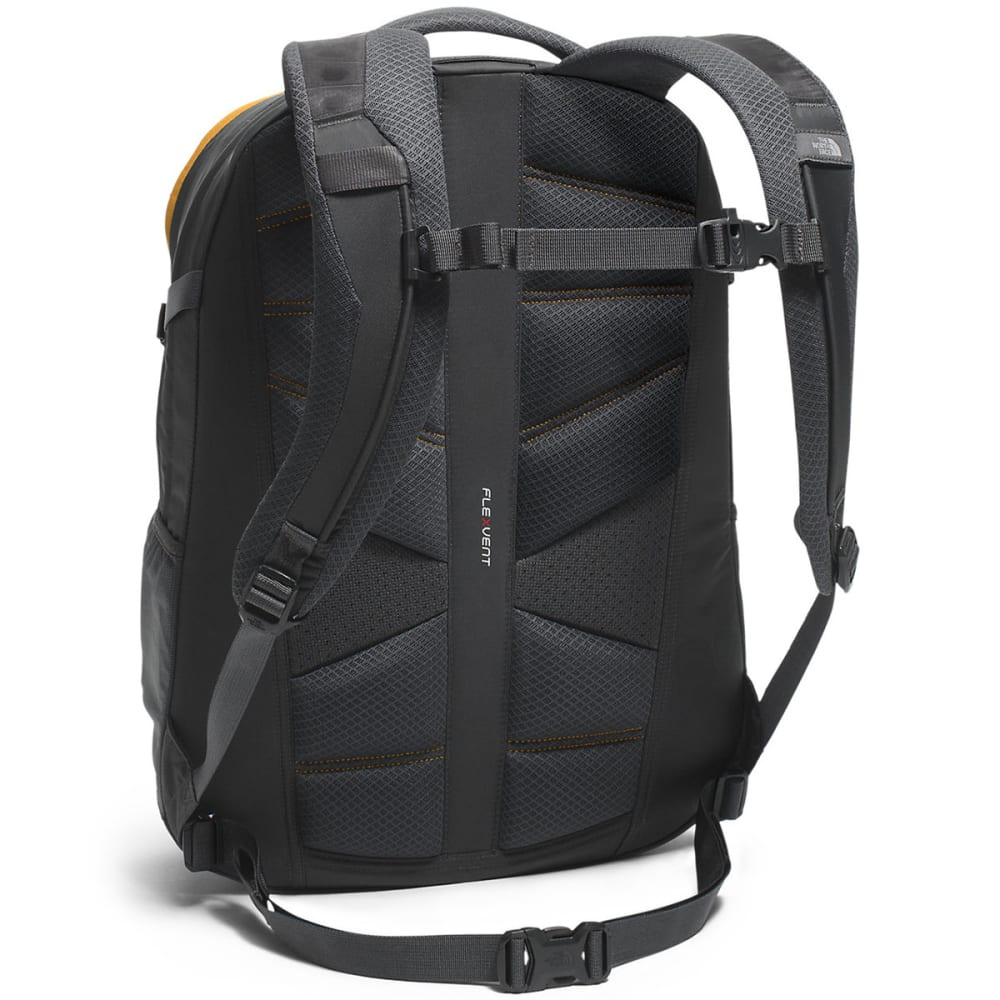 THE NORTH FACE Recon Daypack - ASPHALT GREY/YLW-LCW