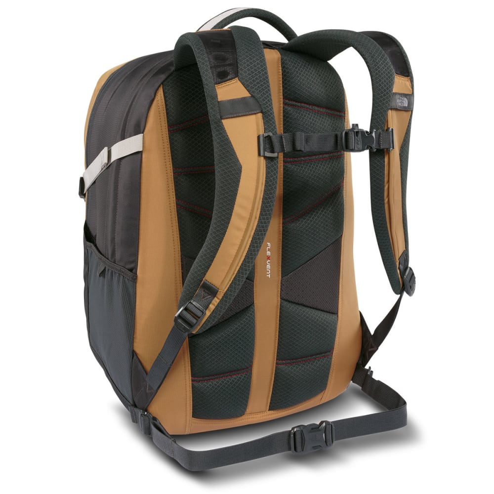 THE NORTH FACE Recon Daypack - DIJON BROWN/ORG-LFN