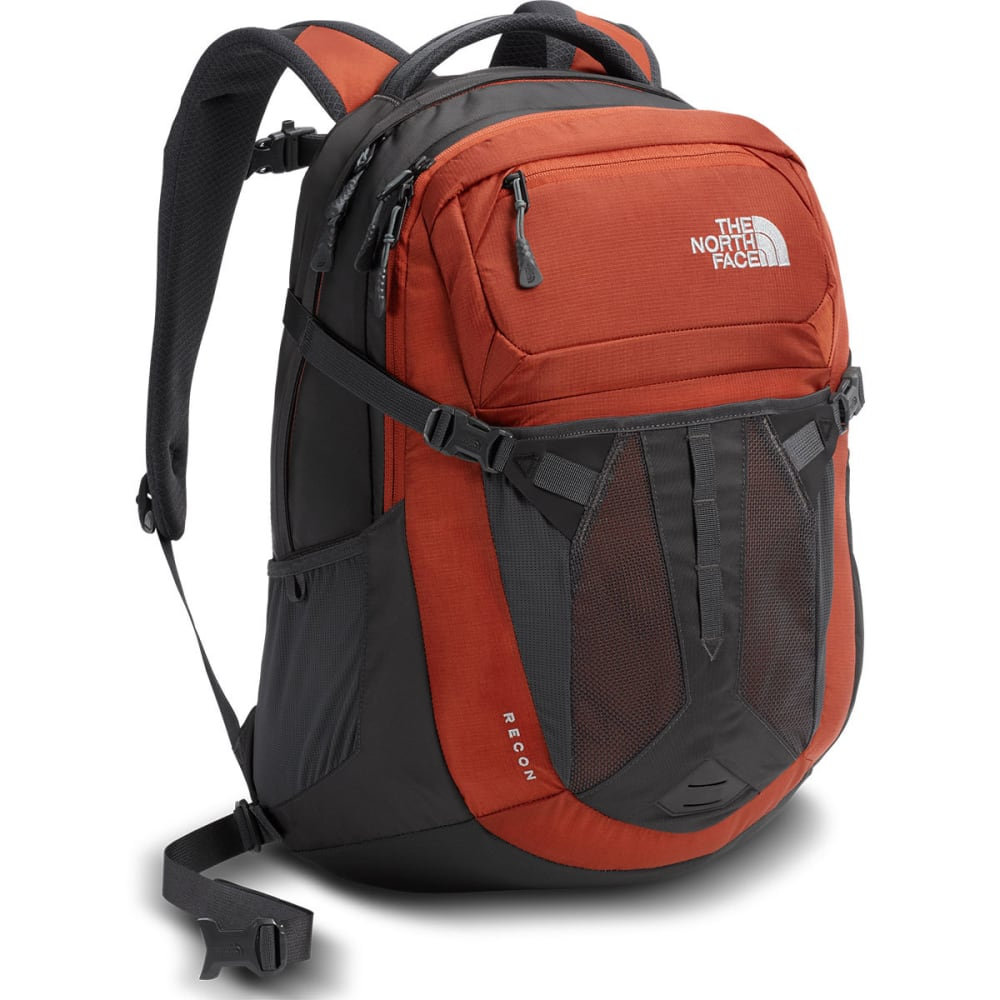 THE NORTH FACE Recon Daypack  - KETCHUP RED/GREY