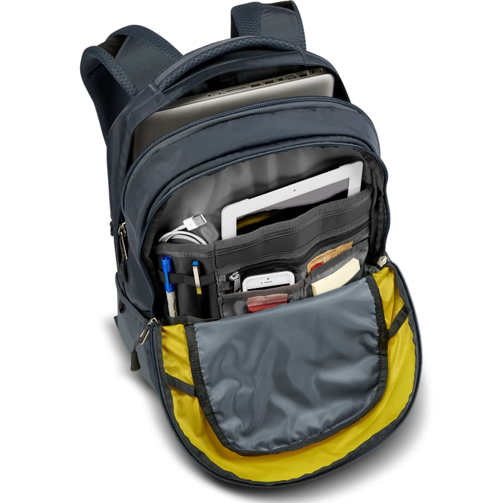 THE NORTH FACE Men's Borealis Backpack - ACID YELLOW/GREY