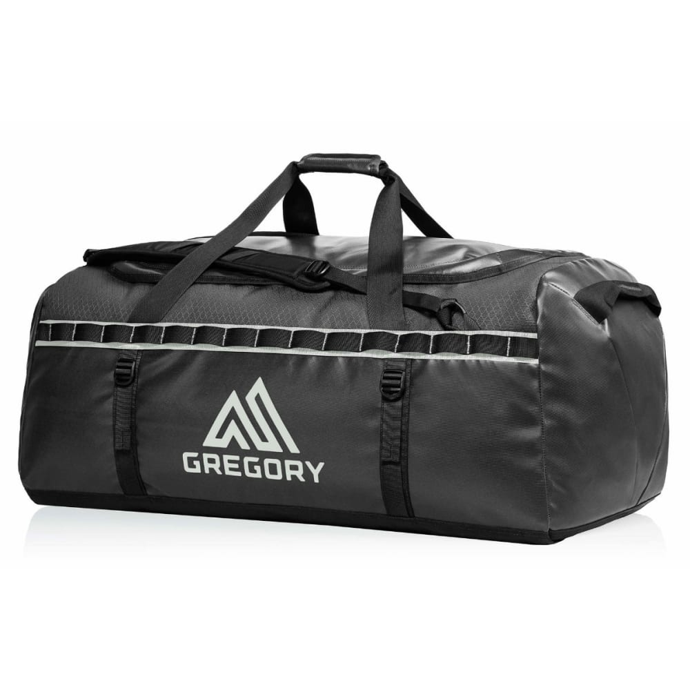 GREGORY Alpaca 90 Duffel - TRUE BLACK