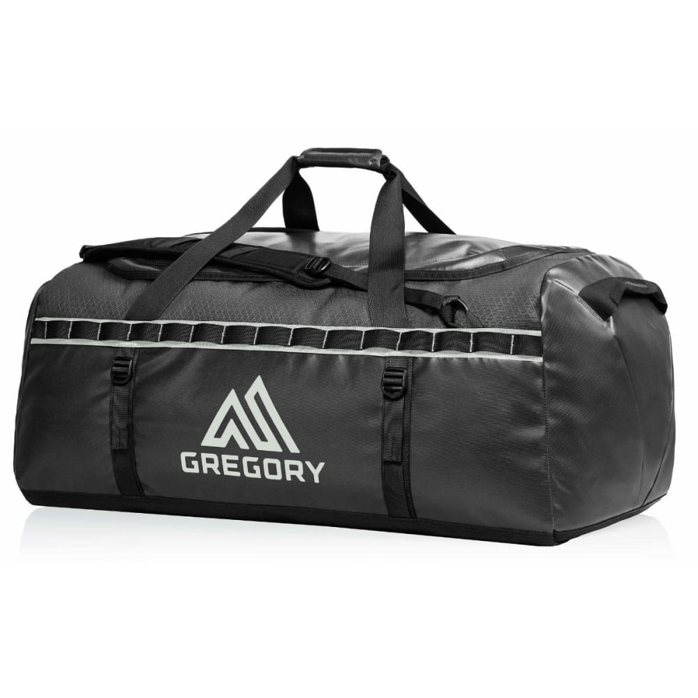 GREGORY Alpaca 120 Duffel - TRUE BLACK