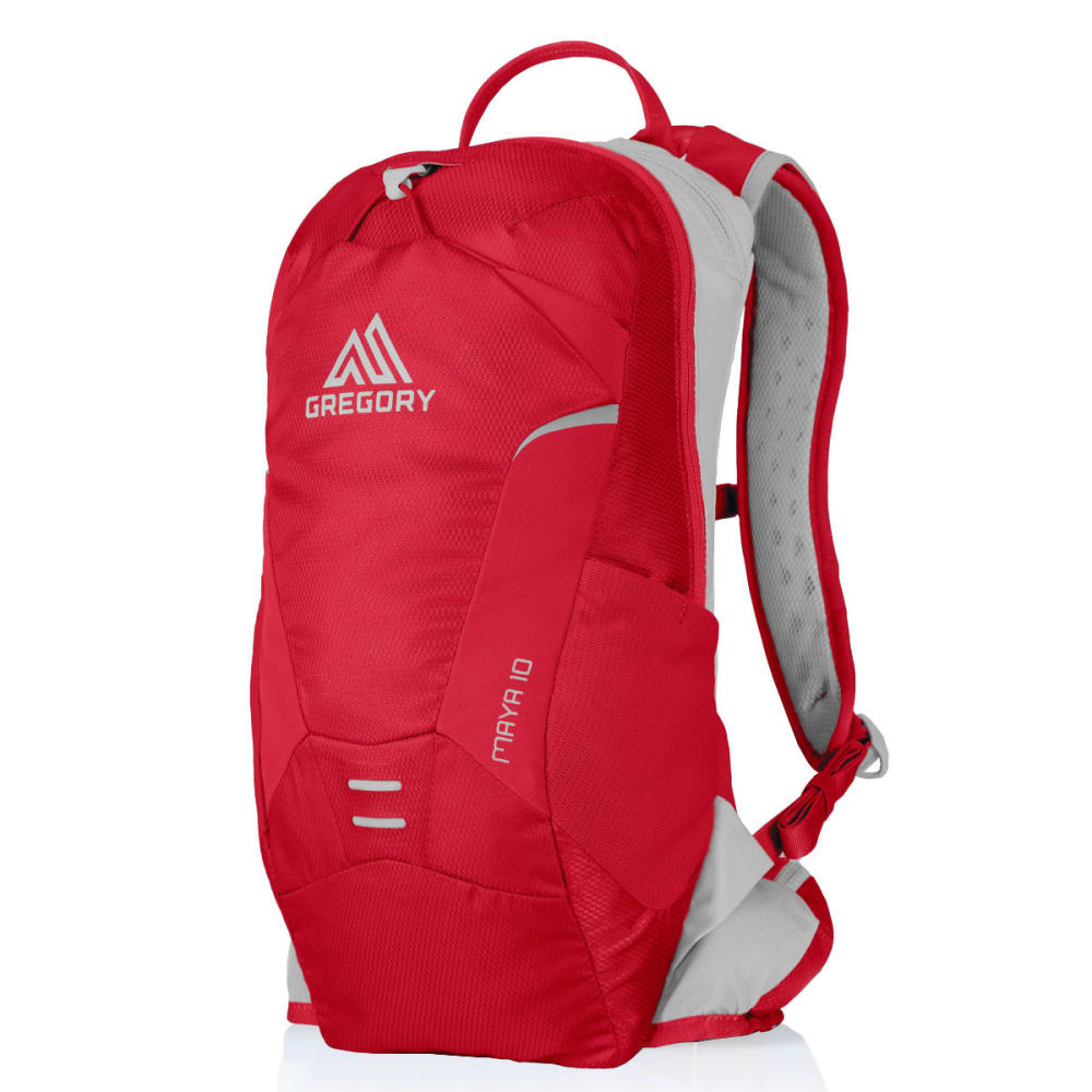 GREGORY Women's Maya 10 Daypack - APPLE RED