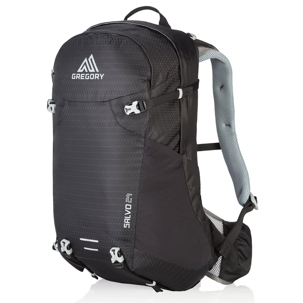 GREGORY Salvo 24 Pack  - TRUE BLACK