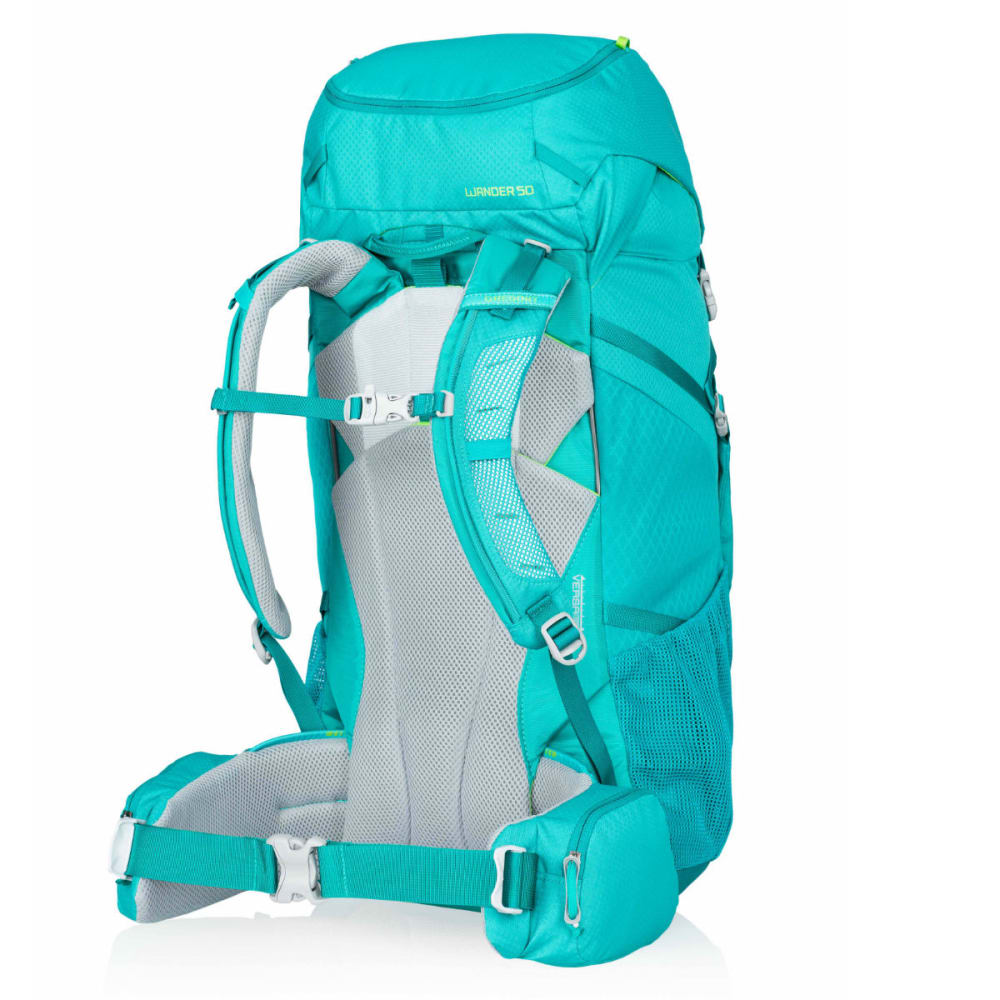 GREGORY Kids' Wander 50 Pack - TROPIC TEAL