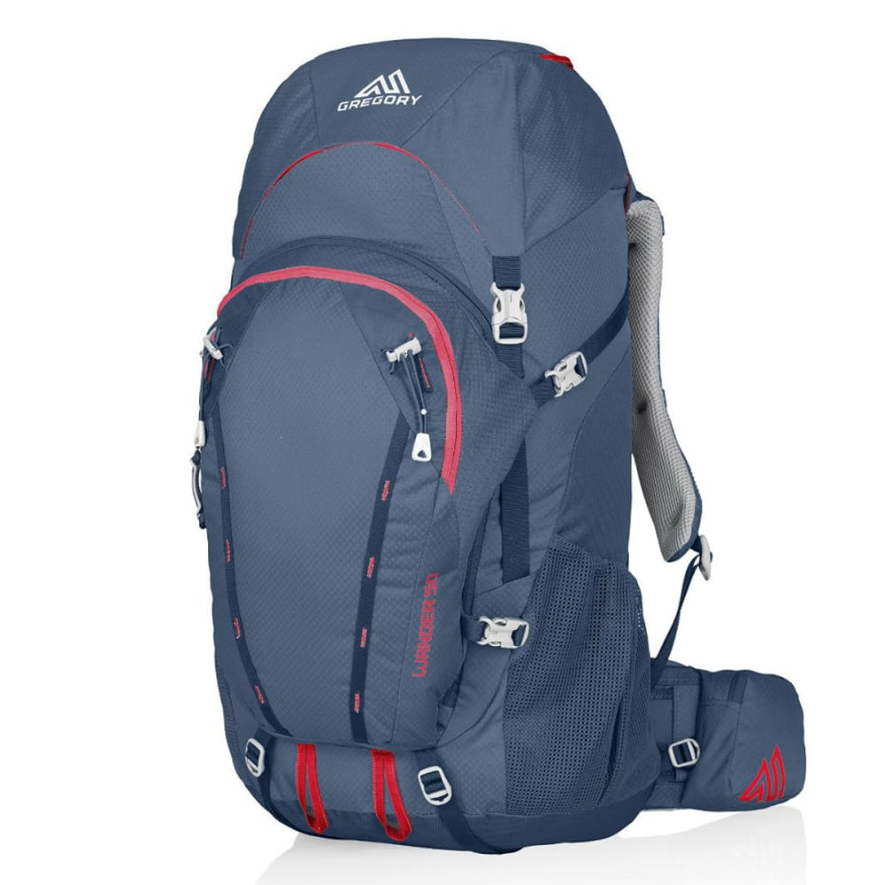 GREGORY Kids' Wander 50 Pack - NAVY BLUE