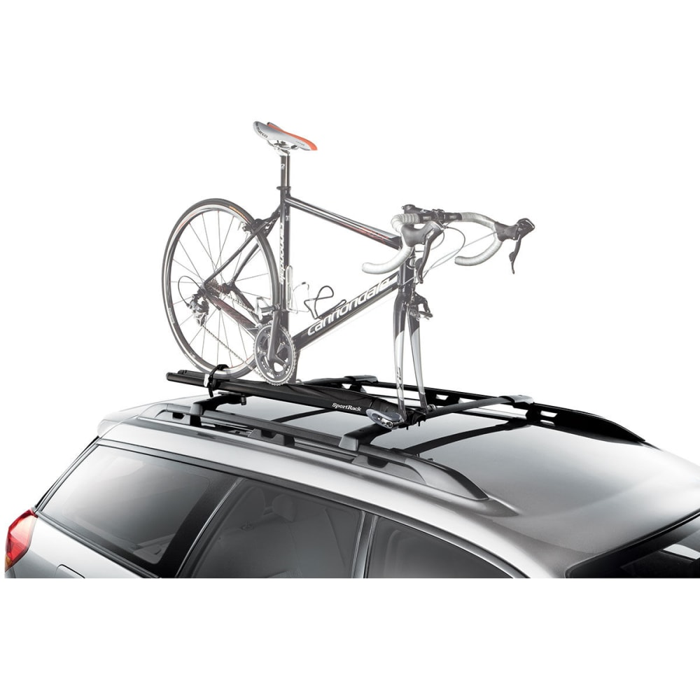 SPORTRACK Downshift Plus Roof Bike Rack - NO COLOR