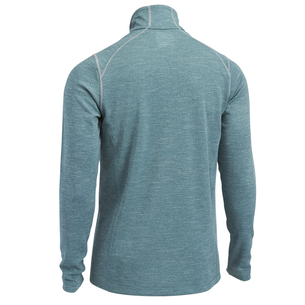 EMS® Men's Techwick® Dual Thermo  ½  Zip - BALSAM