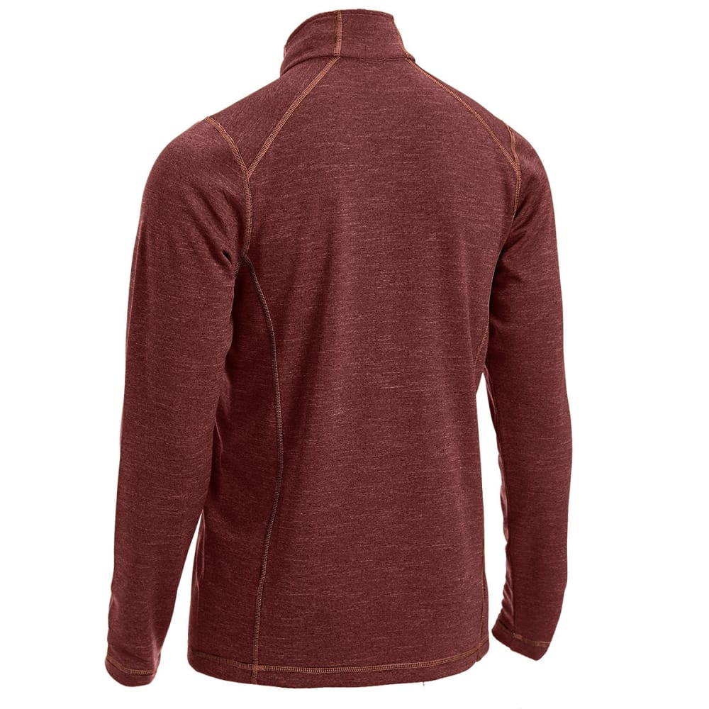 EMS® Men's Techwick® Dual Thermo  ½  Zip - ANDORRA