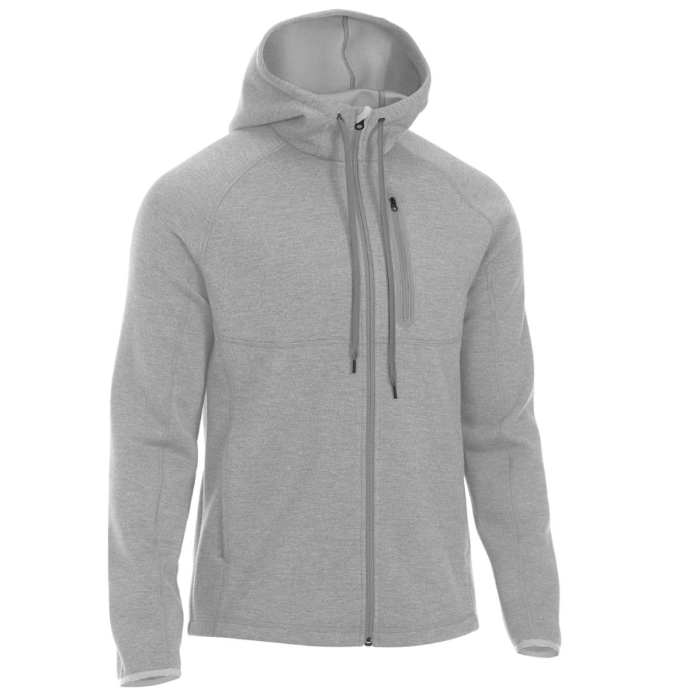 EMS Men's Chinook Bonded Fleece Jacket - NEUTRAL GRAY