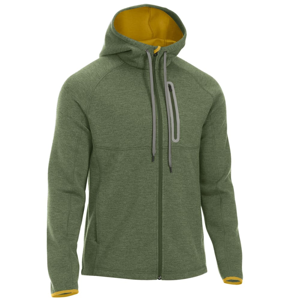 EMS® Men's Chinook Bonded Fleece Jacket - FOUR LEAF CLOVER