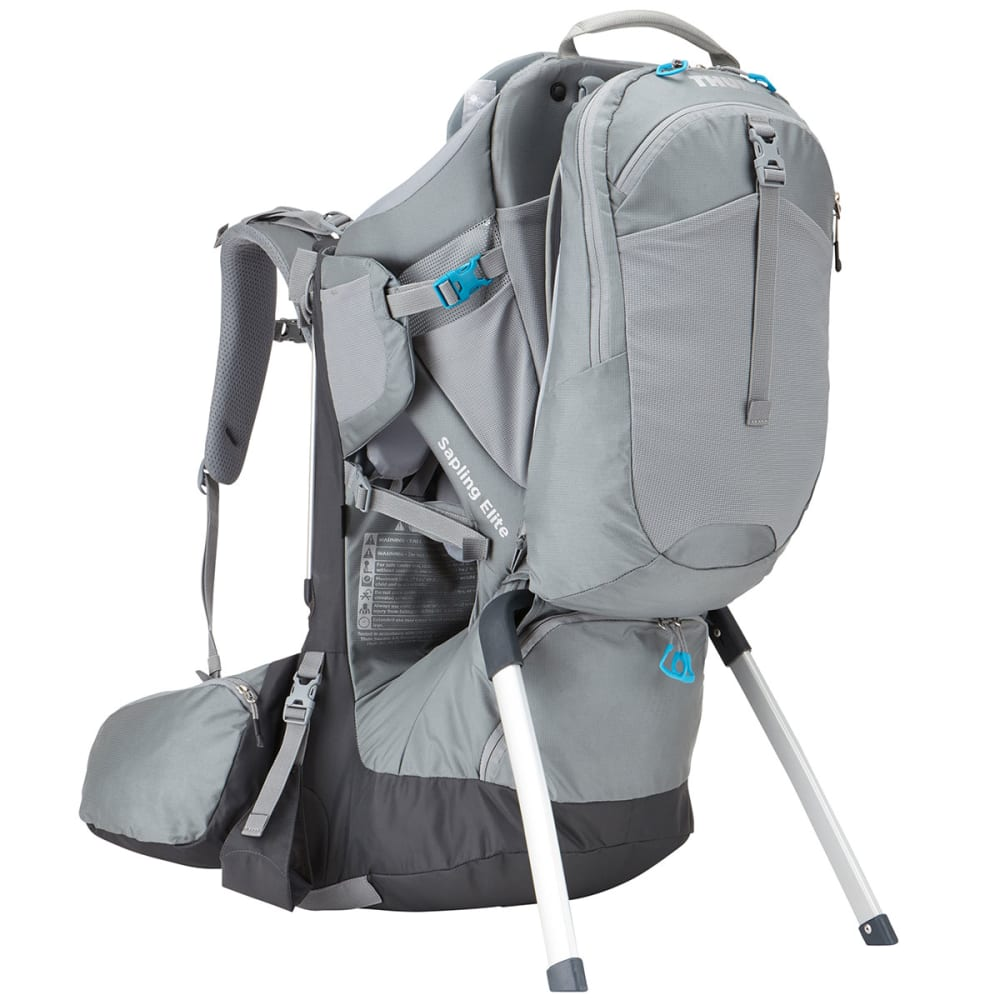 THULE Sapling Elite Child Carrier Backpack  - DARK SHADOW/SLATE