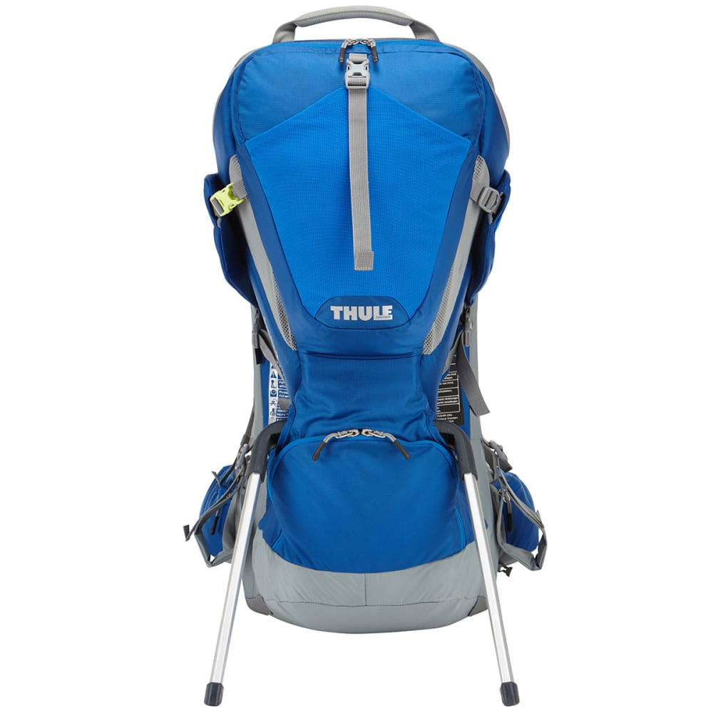 THULE Sapling Child Carrier Backpack  - SLATE/COBALT