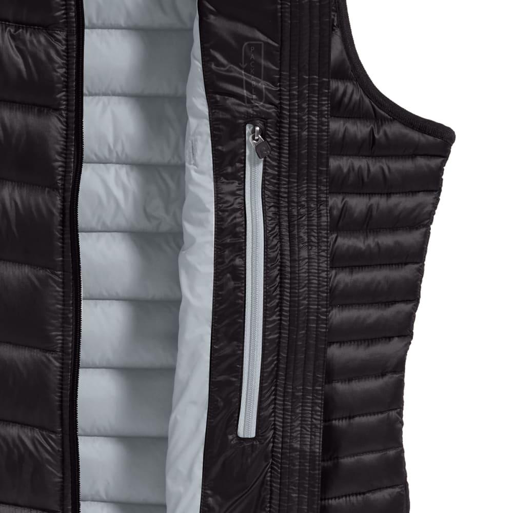 EMS® Women's Feather Pack Down Vest - BLACK