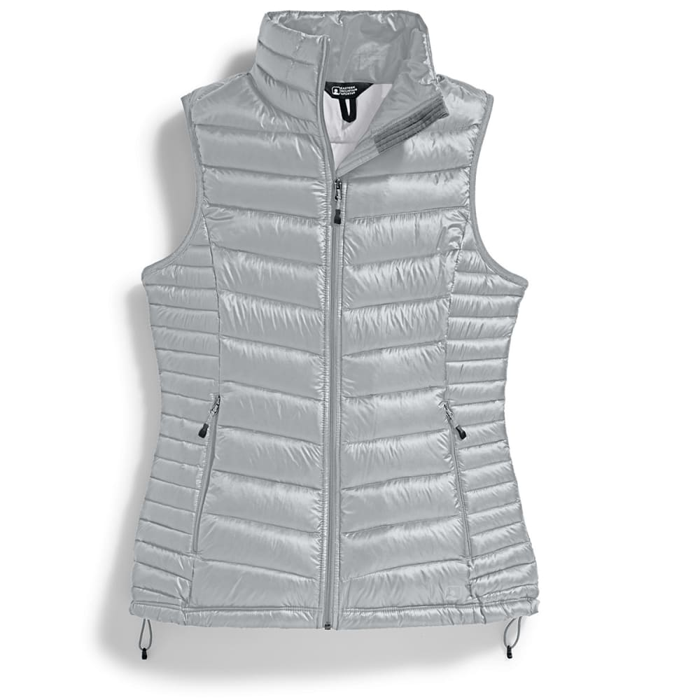 EMS Women's Feather Pack Down Vest - HIGH RISE