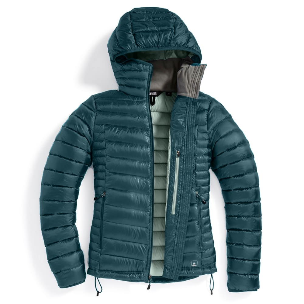 EMS® Women's Feather Pack Hooded Jacket - BALSAM