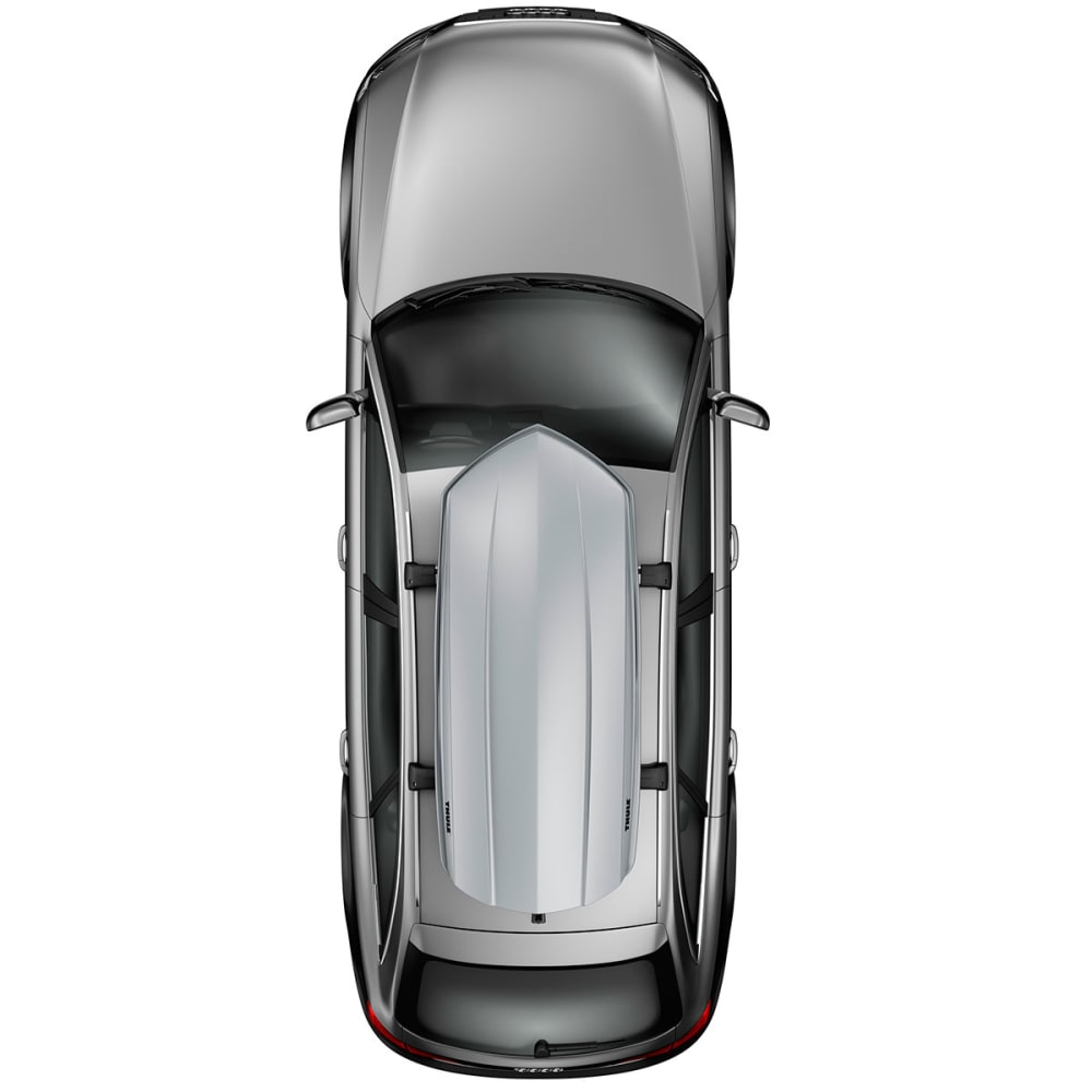 THULE 635S Sonic XL Cargo Box - SILVER