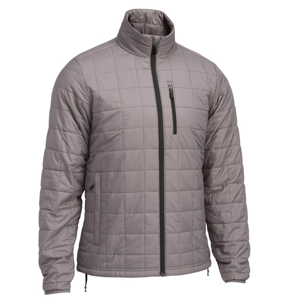 EMS® Men's Prima Pack Insulator Jacket - PEWTER/BALSAM