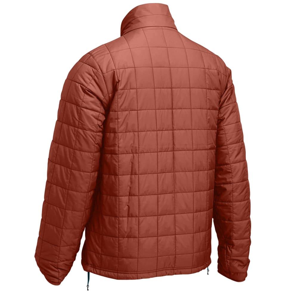 EMS Men's Prima Pack Insulator Jacket - RUSSET BROWN/SEAL