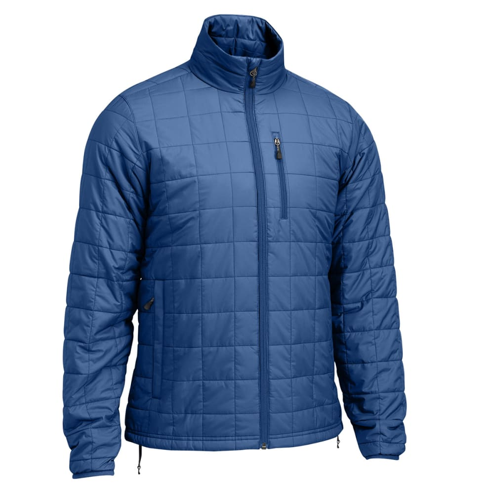EMS® Men's Prima Pack Insulator Jacket - ENSIGN BLUE/PEWTER