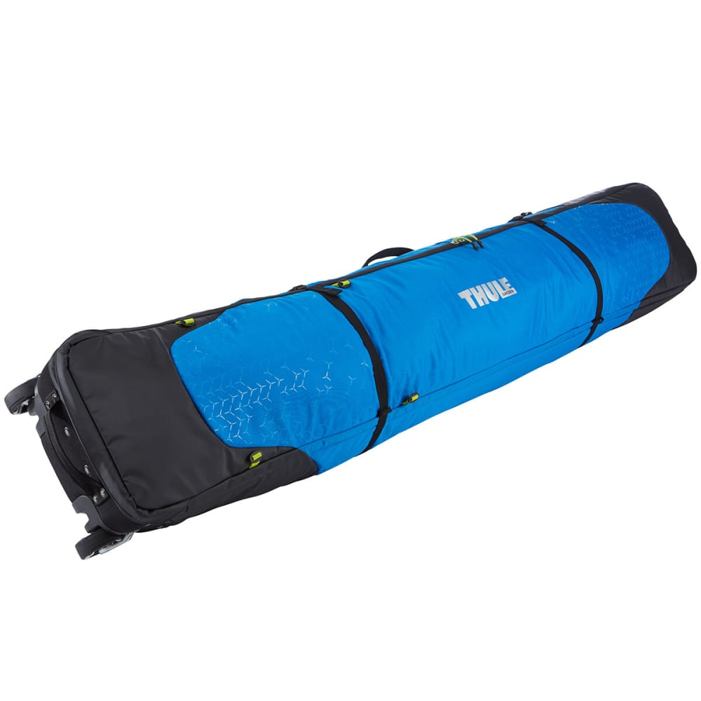 THULE RoundTrip Double Ski Roller - BLACK/COBALT