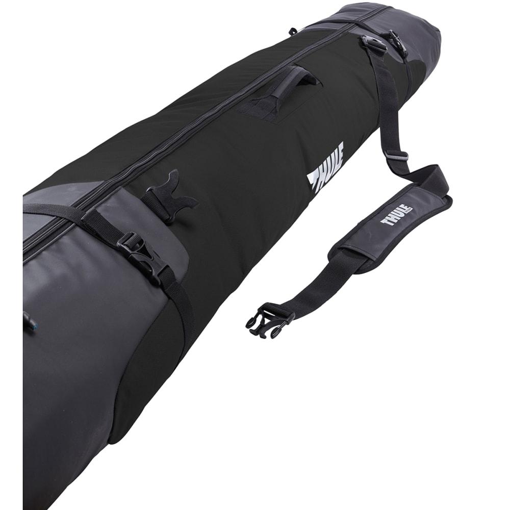 THULE RoundTrip Single Ski Carrier - BLACK
