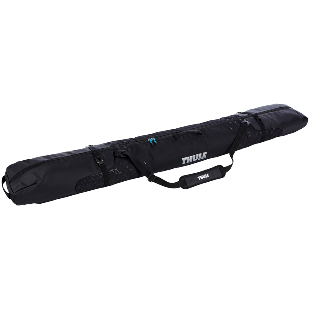 THULE RoundTrip Single Ski Carrier - BLACK