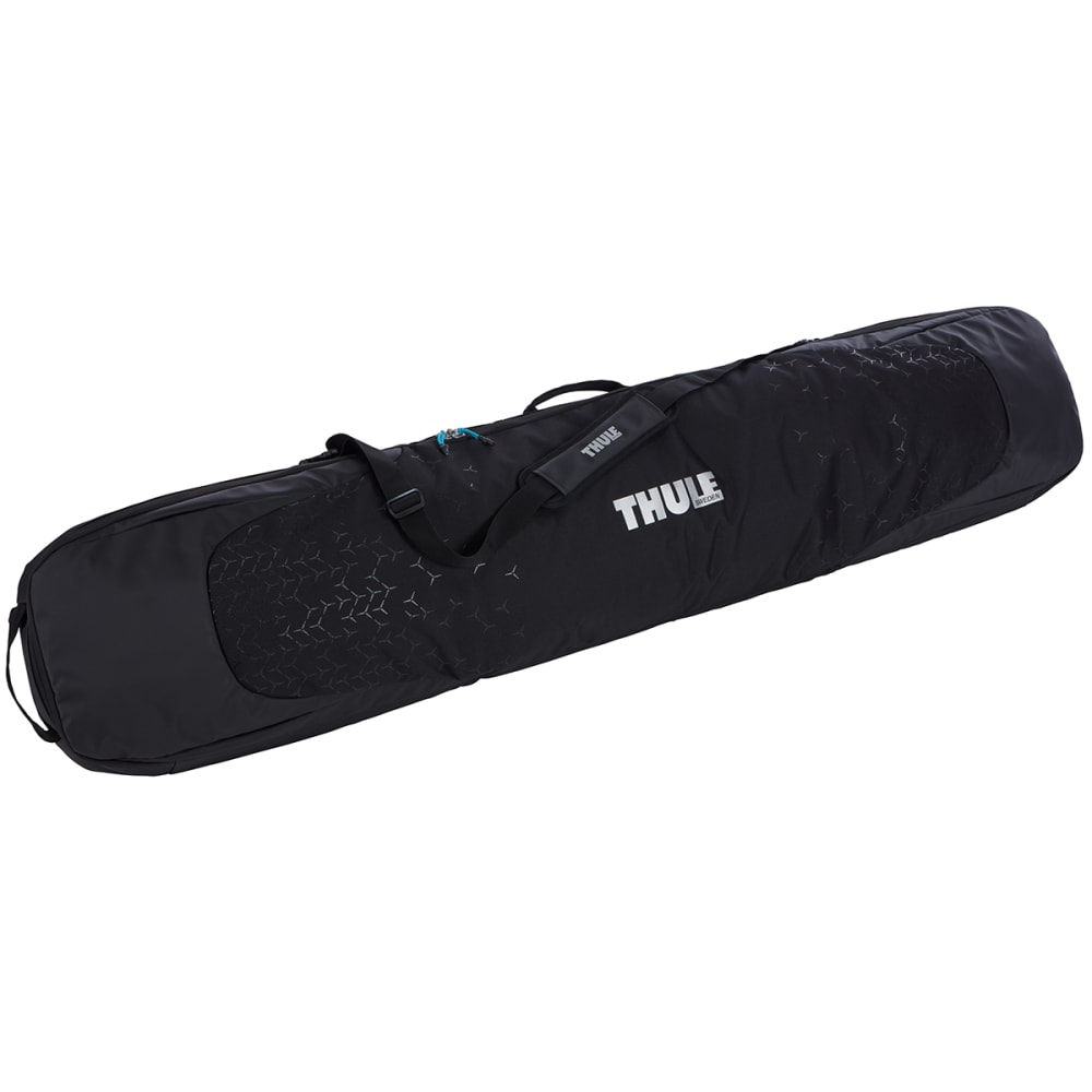 THULE RoundTrip Single Snowboard Carrier - BLACK