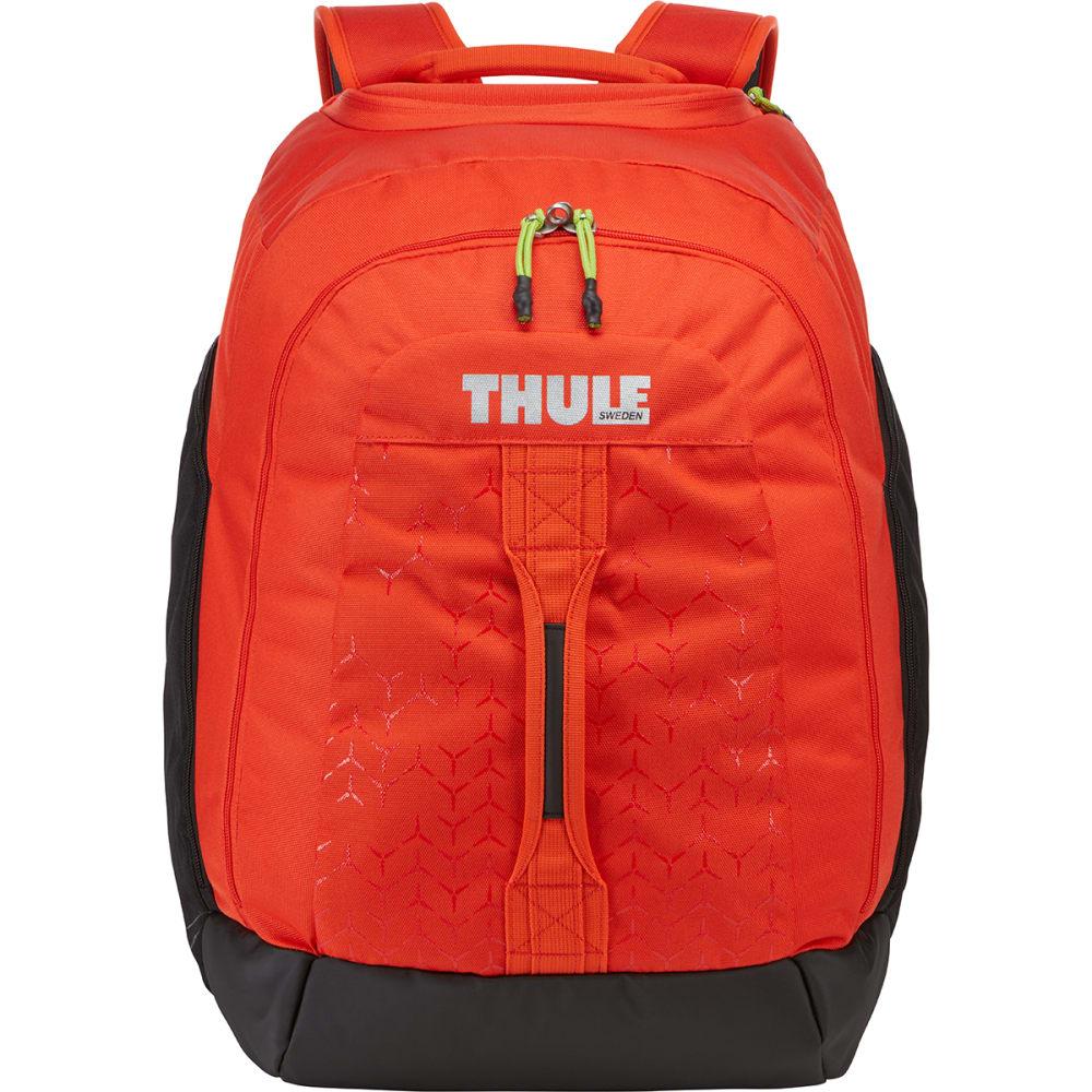 THULE RoundTrip Boot Backpack - BLACK/ROARANGE