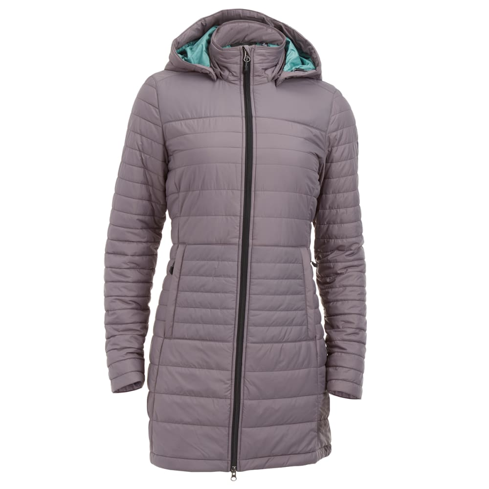 EMS Women's Prima Pack Parka - PEWTER
