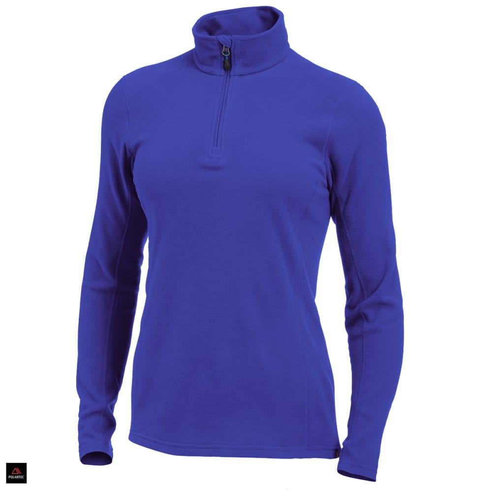 EMS® Women's Classic Micro Fleece 1/4 Zip - DAZZLING BLUE
