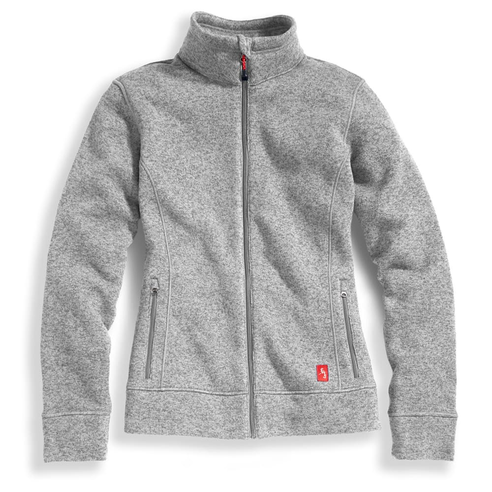 EMS® Women's Roundtrip Full-Zip Jacket - PEWTER HEATHER