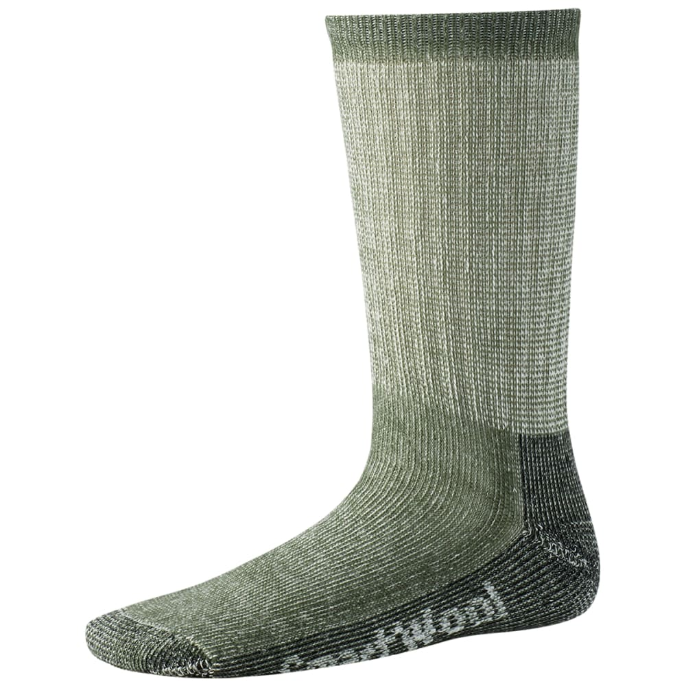 SMARTWOOL Kids' Medium Hiking Crew Socks - SAGE-364