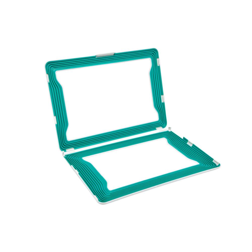 "THULE Vectros 13"" MacBook Air Bumper - WHITE/BLUEGRASS"