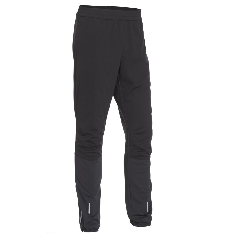 EMS® Men's Northshield Wind Pants - BLACK/EBONY