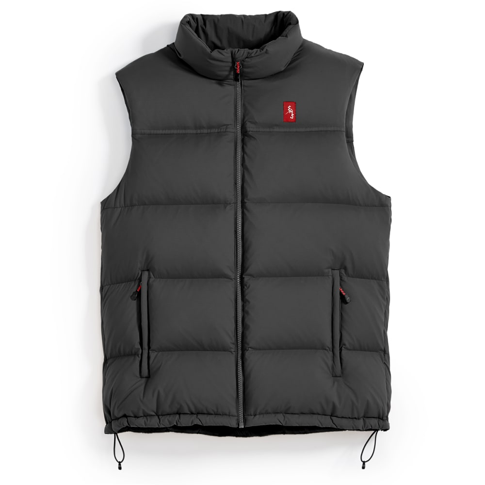 EMS® Men's Glacier Down Vest - BLACK