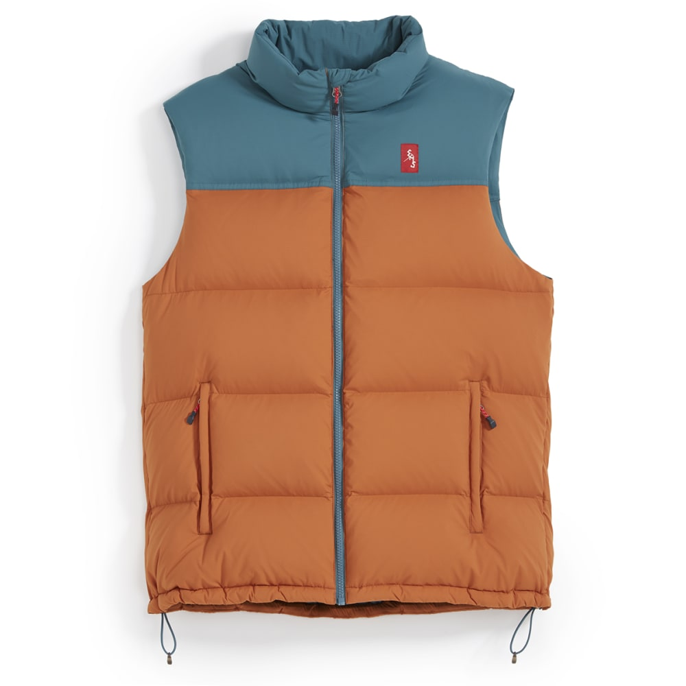 EMS® Men's Glacier Down Vest - BALSAM/ADOBE