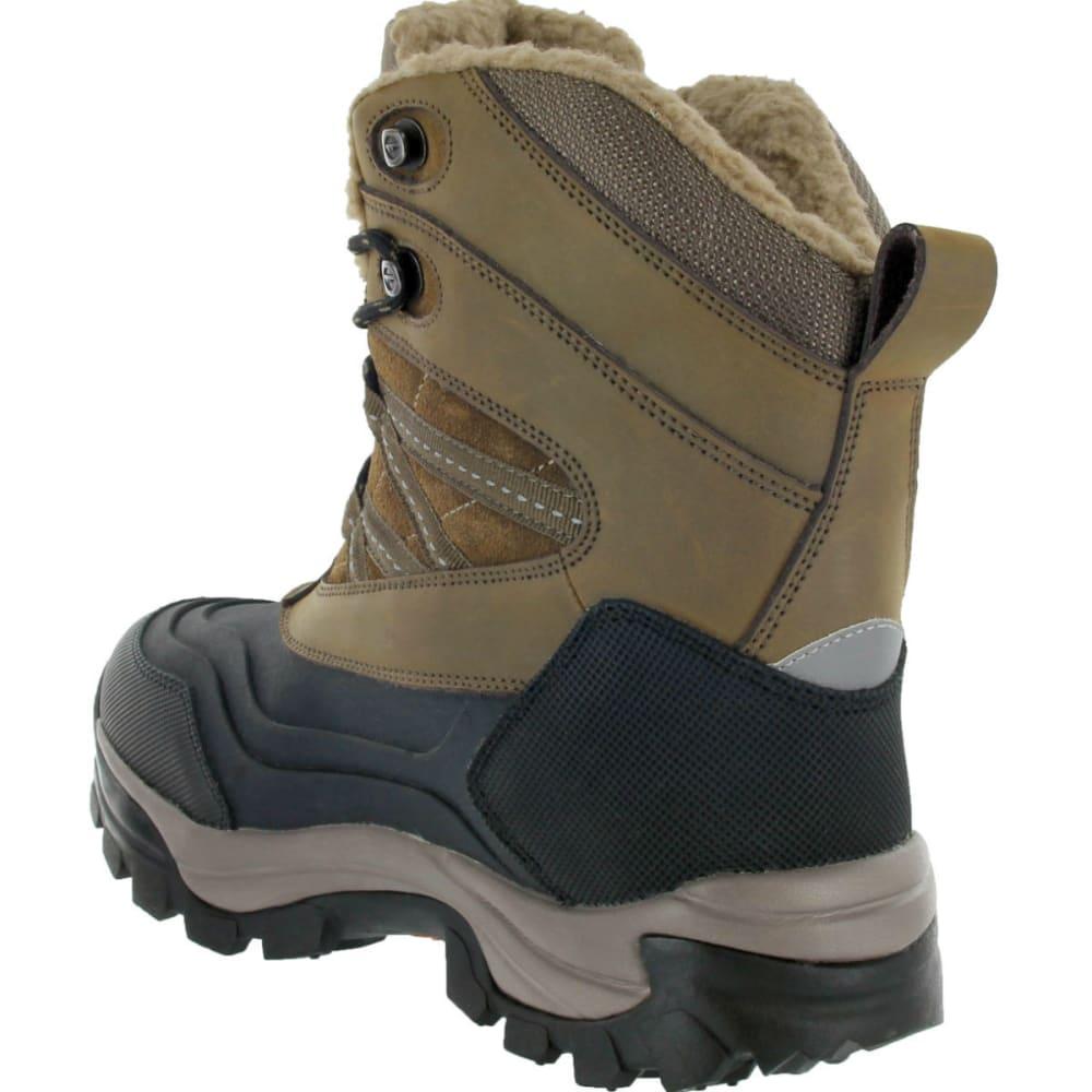 HI-TEC Men's Snow Peak 200 Peak Boots, Tan/Black - TAN/BLACK