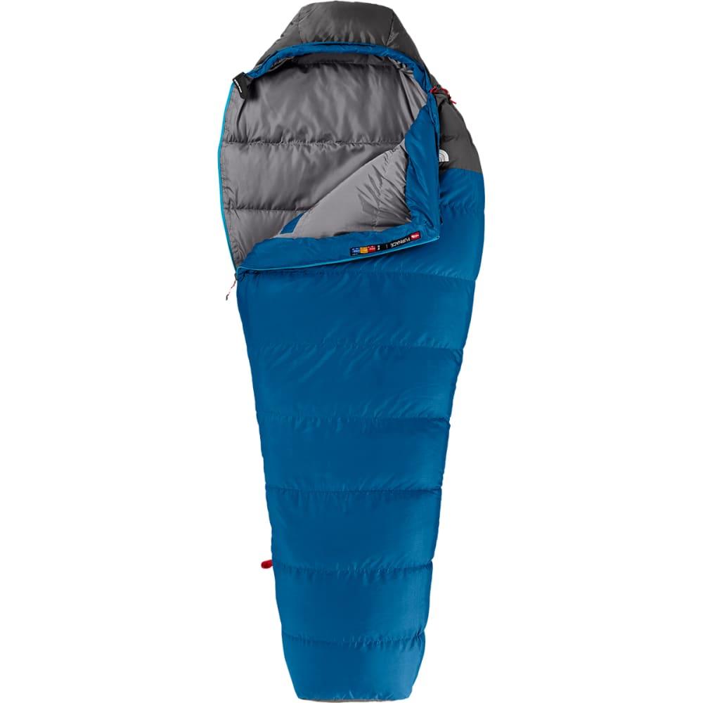 THE NORTH FACE Furnace 20 Sleeping Bag, Regular - STRIKER BLUE/GREY