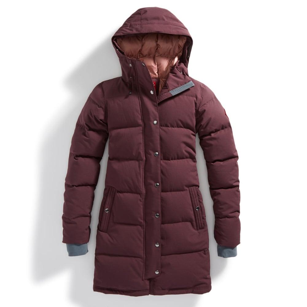 EMS® Women's Klatawa Long Down Jacket - WINETASTING