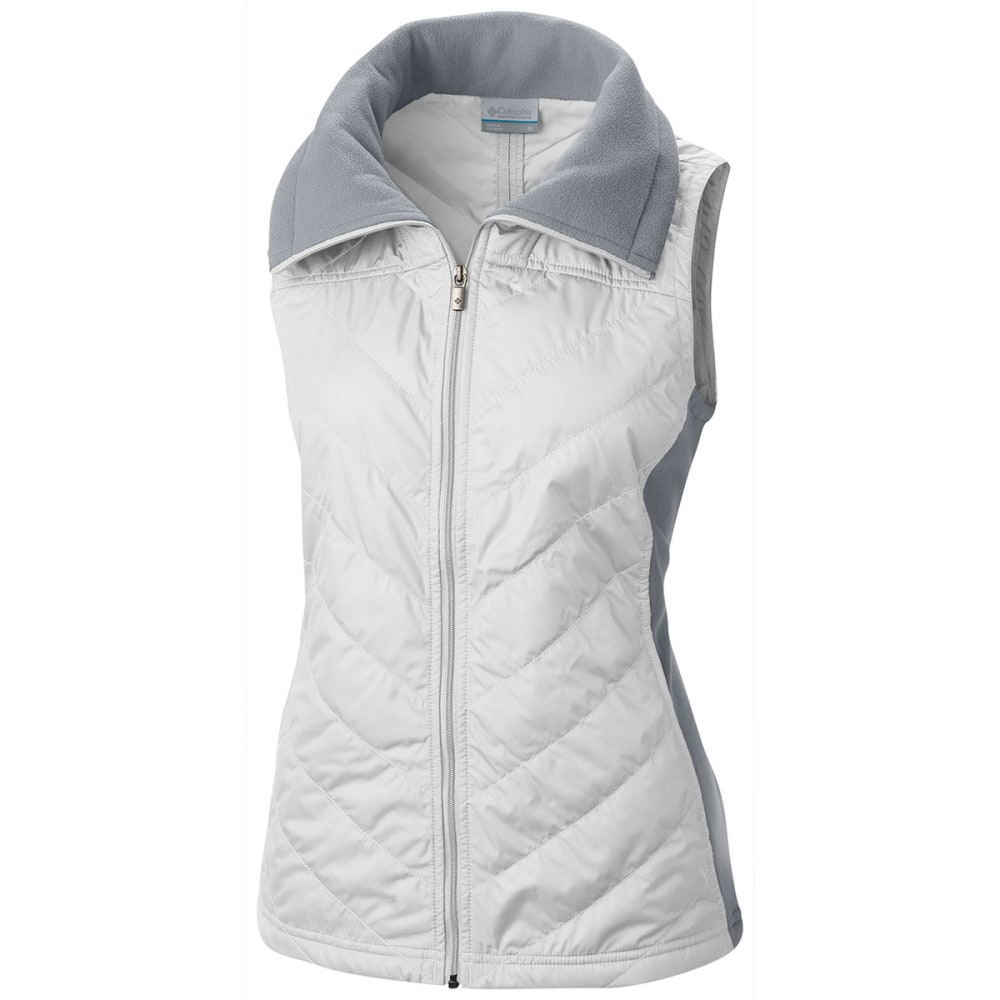 COLUMBIA Women's Mix It Around Vest - 101-WHITE